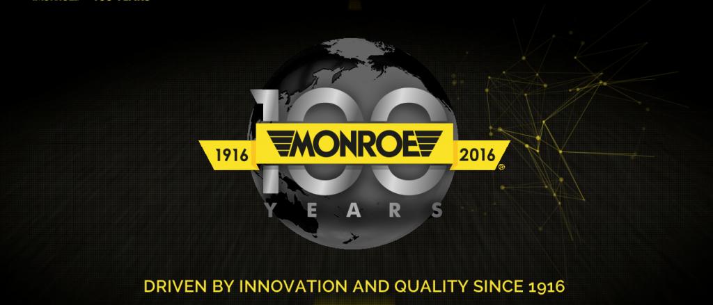 Monroe 100 jaar