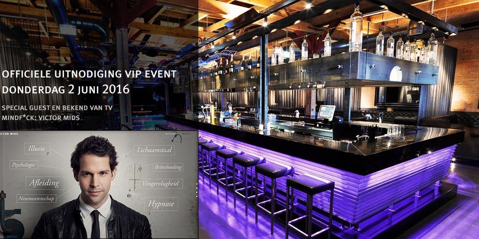 VIP eventkopie
